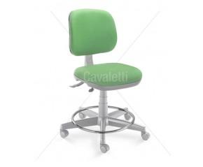 Cavaletti Service - Cadeira Giratória 4103 dentista