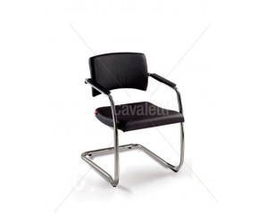 Cavaletti Slim - Poltrona Secretária Aproximação 18007 S
