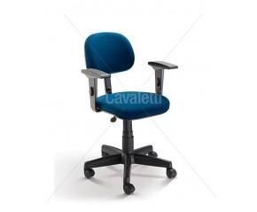 Cavaletti Start - Cadeira Secretária Giratória 4004 SL